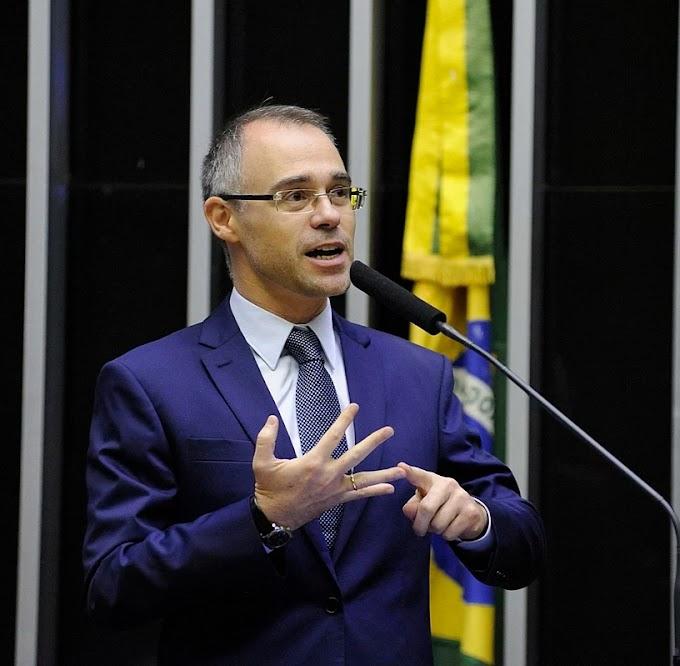 "Bolsonaro sobre novo Minístro da Justiça: ""Terrivelmente Evangélico"""