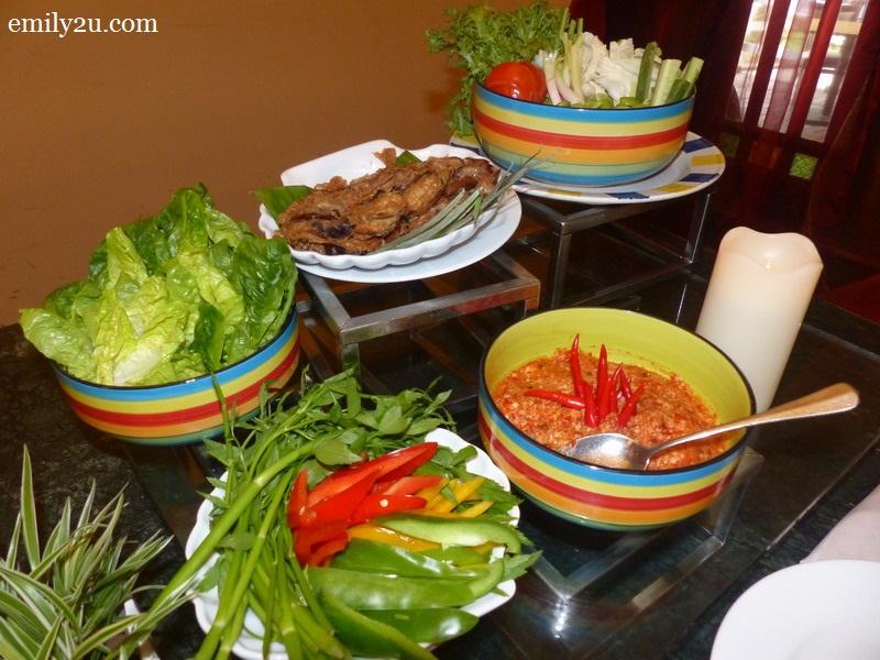 Palm Garden Hotel Thai cuisine