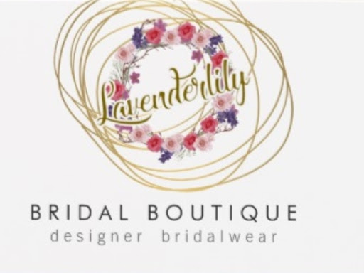 Lavenderlily bridal boutique our new logo and business cards reheart Gallery