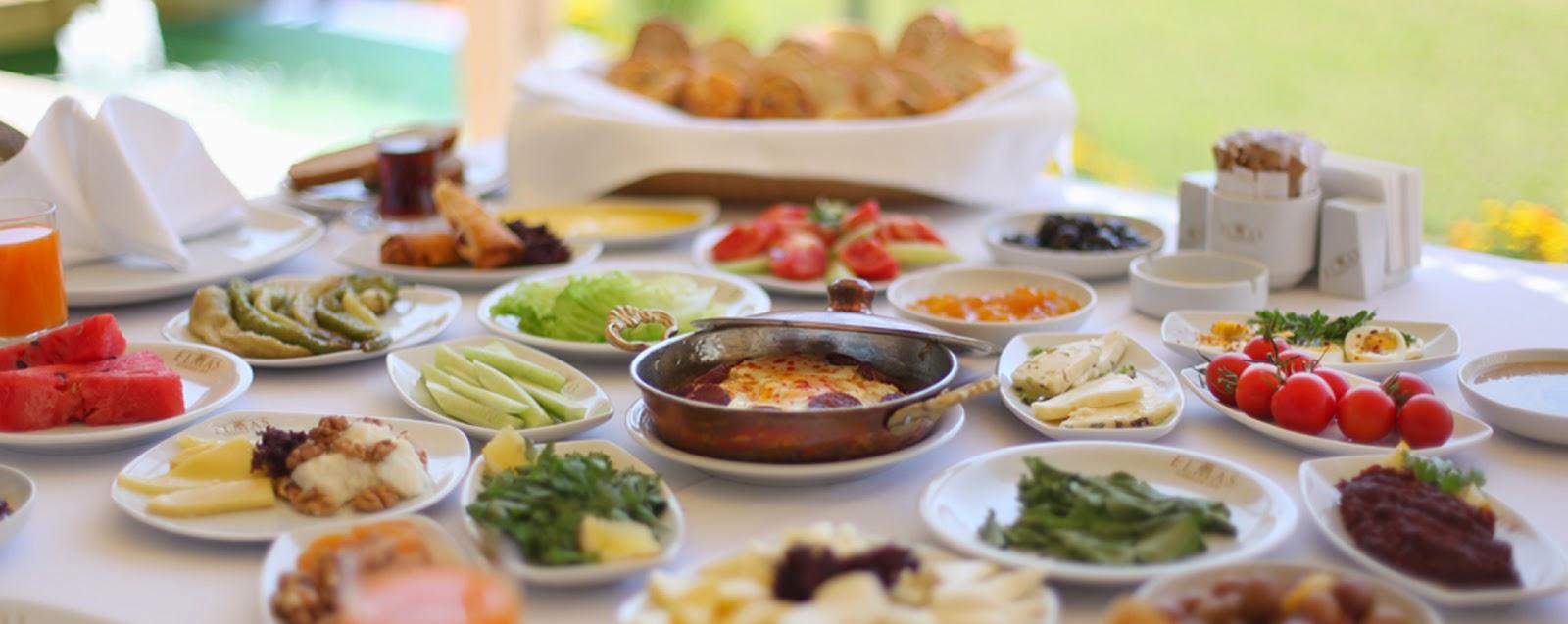 turkish breakfast amazing