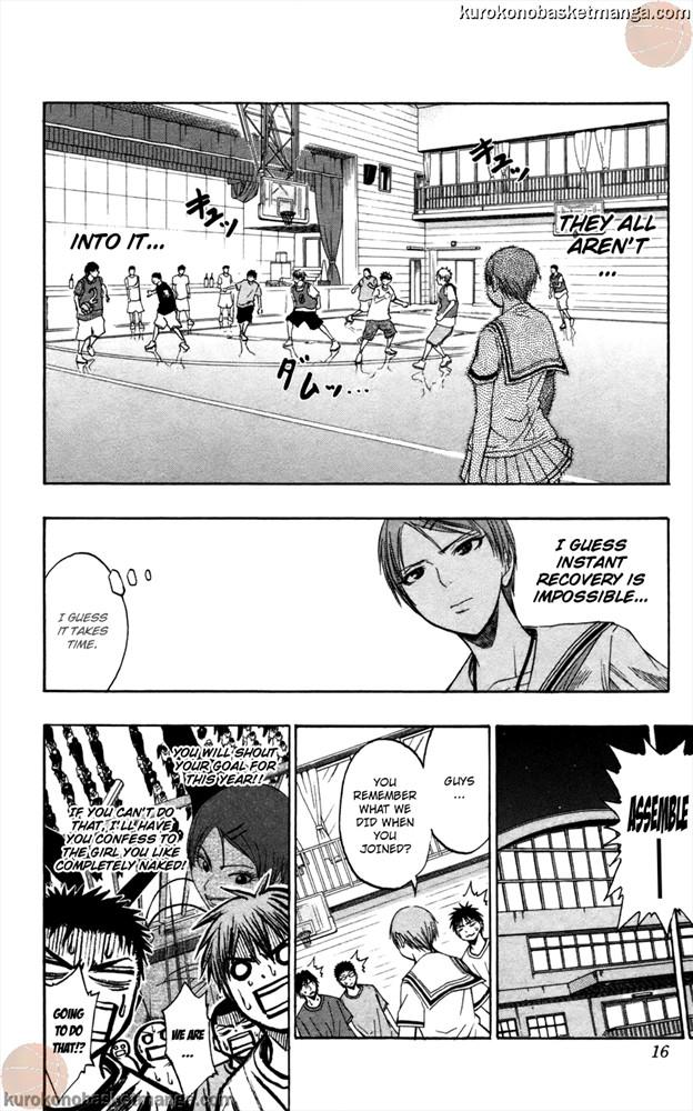 Kuroko no Basket Manga Chapter 53 - Image 0/016