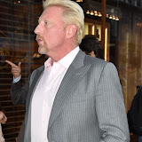 OIC - ENTSIMAGES.COM - Boris Becker  at the  Mike Dargas - private view at Opera Gallery in London  5th July 2016 Photo Mobis Photos/OIC 0203 174 1069