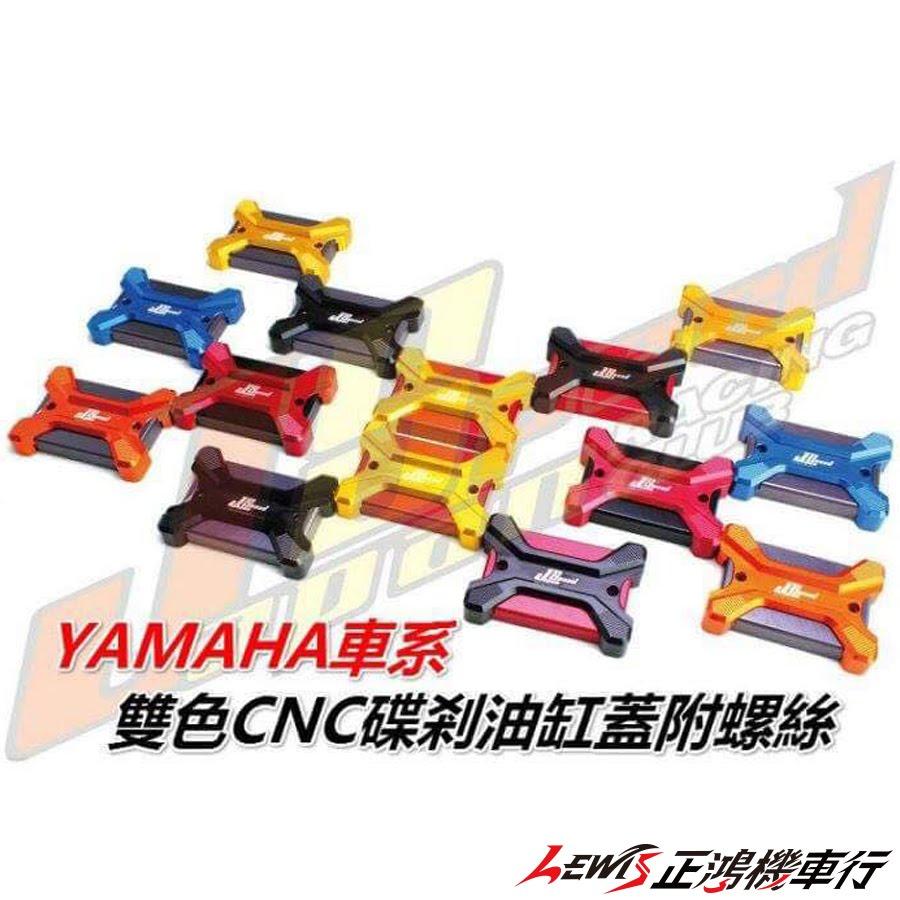 CNC複合型雙色油缸蓋 雙缸