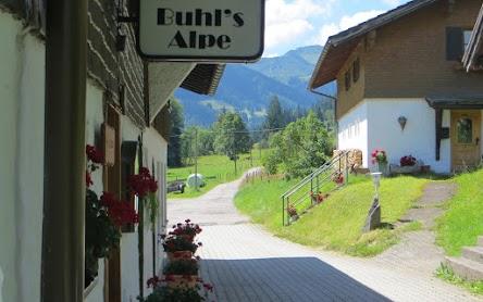 Buhls Alpe Gunzesried Naturpark Nagelfluhkette Allgäu