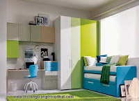 Phòng ngủ mơ ước cho những cô nàng độc thân - Trang trí nội thất