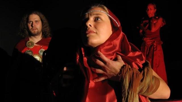 Oresteia - Agamemnon - obrázek představení