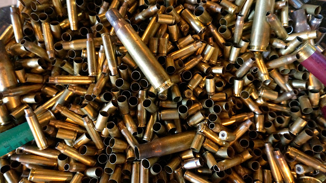 bullet shells all kinds at lock & load Miami in Miami, Florida, United States