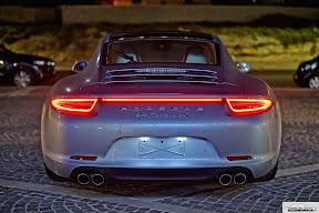 Porsche 991 Rear