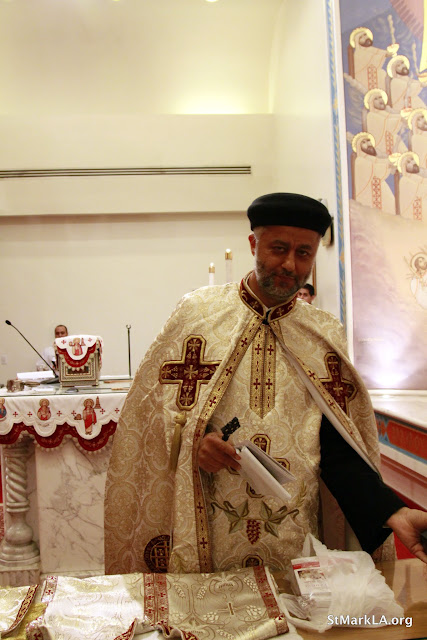 Rites of receiving Fr. Cyril Gorgy - _MG_1034.JPG
