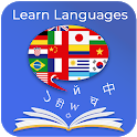 Learn languages - Free language Learning app icon