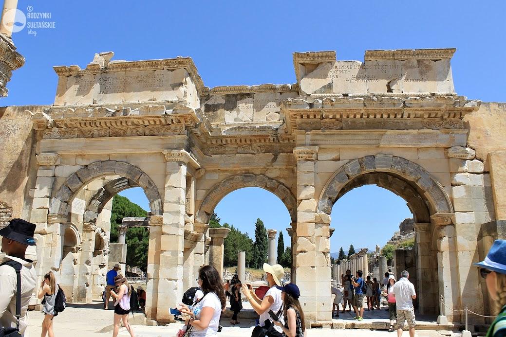 Antyczny Efez.