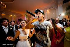 Foto 2183. Marcadores: 29/10/2011, Casamento Ana e Joao, MC, MC Andinho, Rio de Janeiro