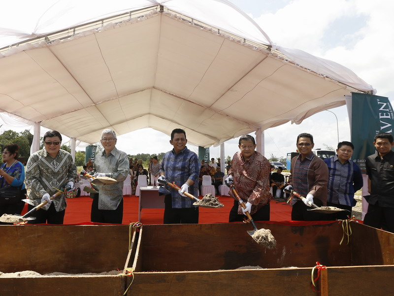 Groundbreaking Ceremony of The Haven Bintan Resort