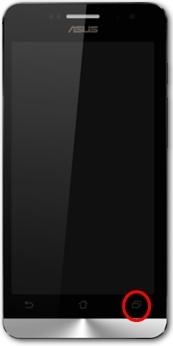 Hình 3 - Hướng dẫn chụp màn hình Asus Zenfone 2, 4, 5