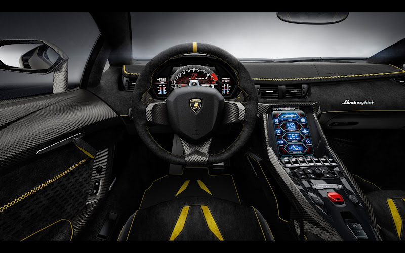 Lamborghini-Centenario-LP-770-4 most expensive cars on the planet (3)