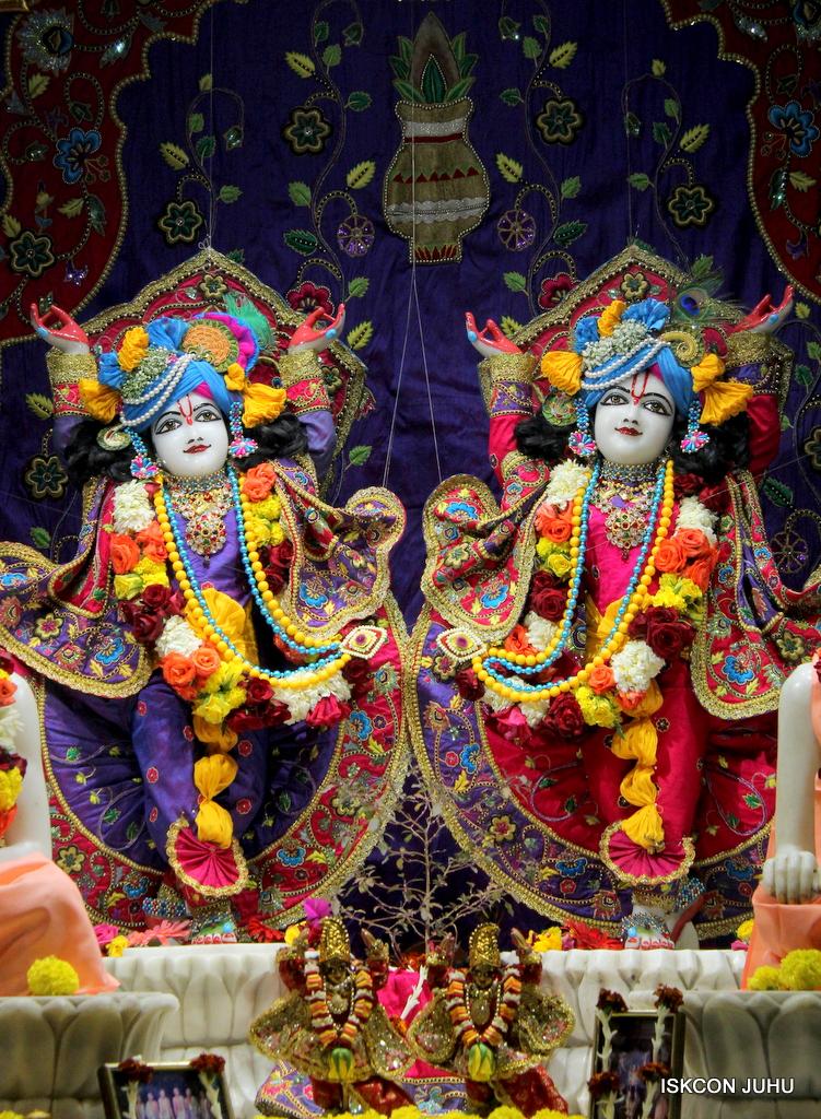 ISKCON Juhu Sringar Deity Darshan on 20th Jan 2017 (33)