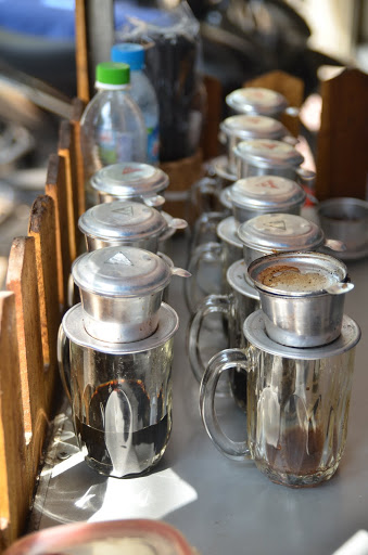 Vietnamese coffee. From Vietnam: 100 Unusual Travel Tips and a Guide to Living and Working There