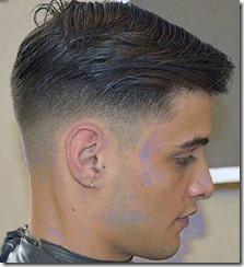 Fade Haircut Taper Fade
