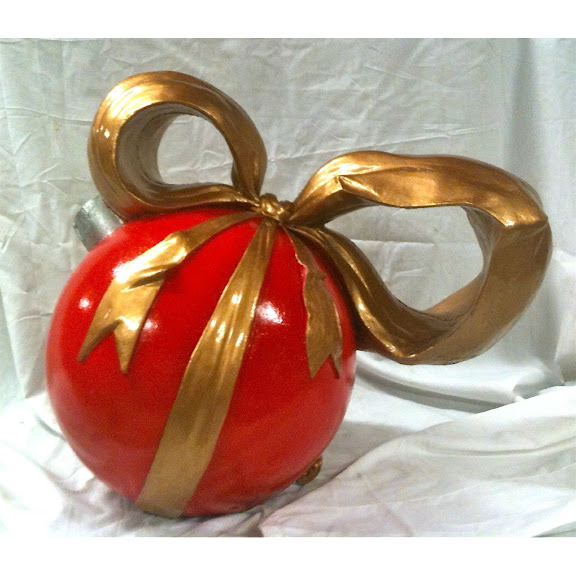 Ornament Christmas & Holiday Decorative Accents, Outdoor, Indoor Decor Ball and Globe