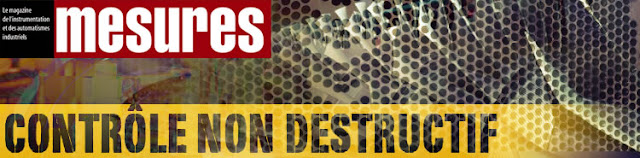 Entete Controle non destructif -Mesures Magazine