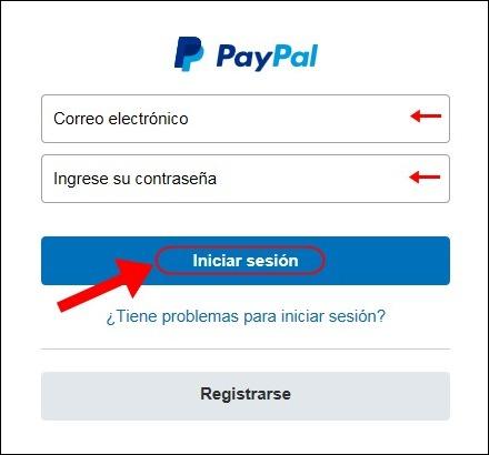Abrir mi cuenta Paypal - 559