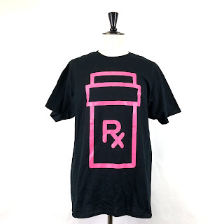 "Housing Works ""Pill Bottle"" T-Shirt"