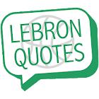 The Quotes of Lebron James icon