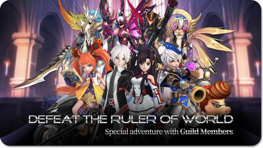 SWORD HEROES' FATE  captures d'écran 1