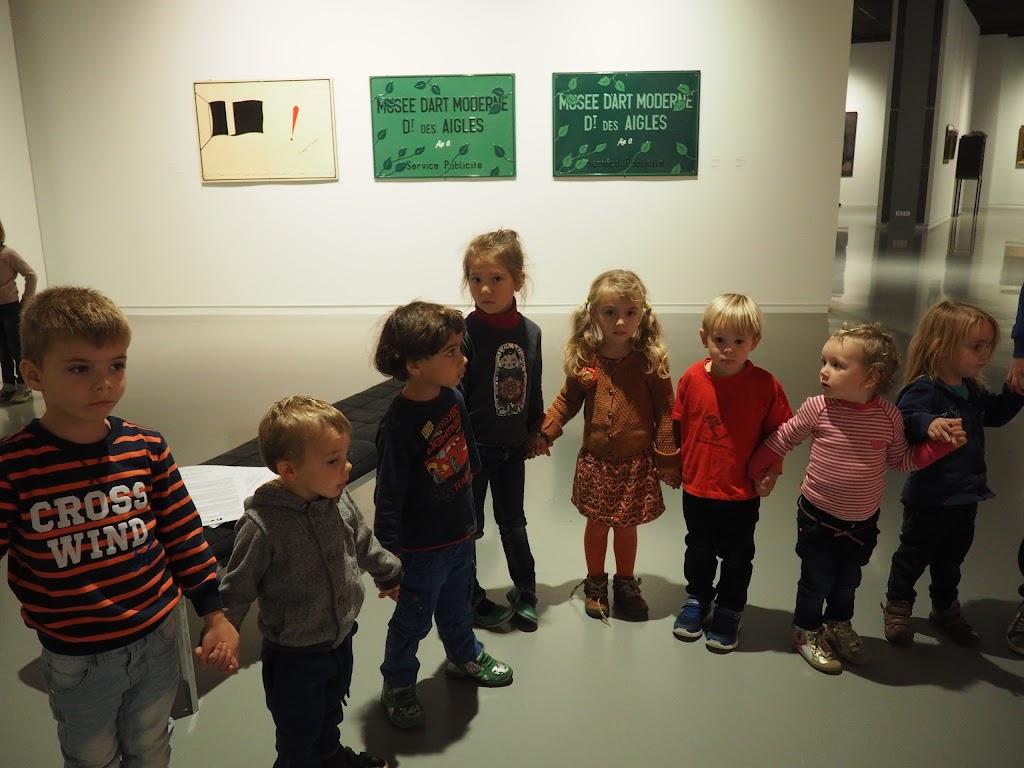 Leefgroep 1 ging naar het museum. - PA200088.JPG