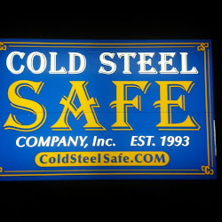 Cold Steel Safe Co's profile photo