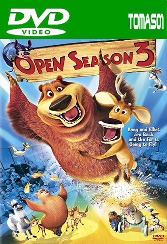 Open Season 3 (Amigos Salvajes 3) (2010) DVDRip