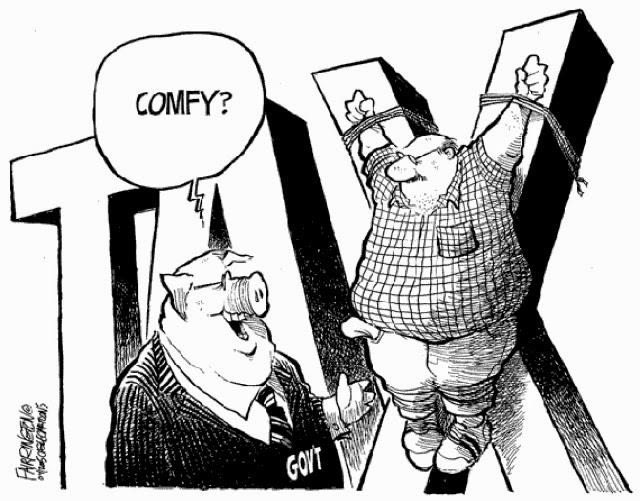 Taxman Cometh