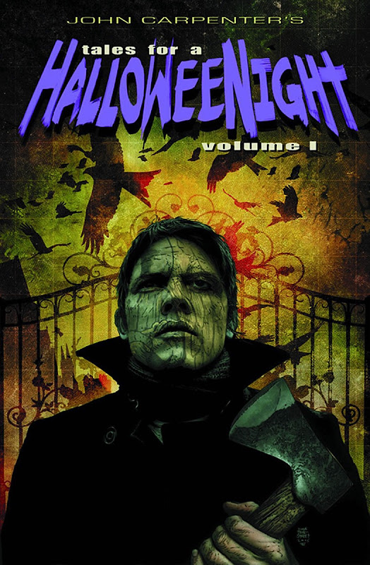 John Carpenters Tales for a Halloween Night Volume 1 1
