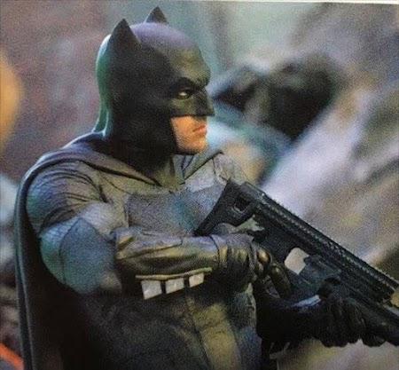 Nuevas imagenes de Superman y Batman