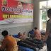 Jelang HUT Bhayangkara, Polairud Polda Jabar Gelar Donor Darah