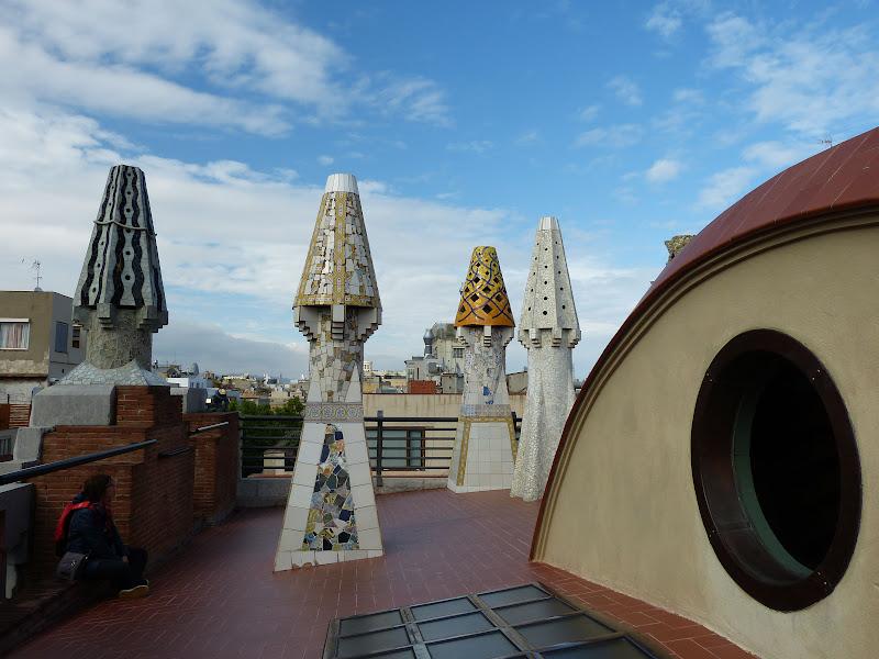 Les maisons de Gaudi P1350588