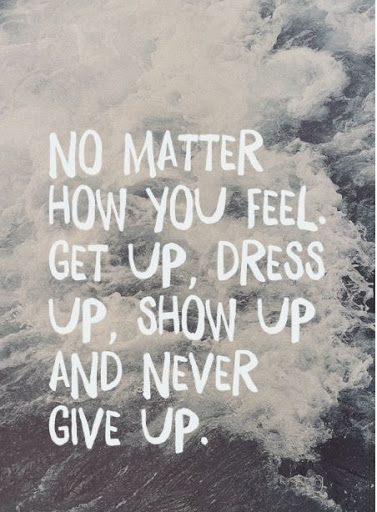 60 most inspirational quotes about never give up