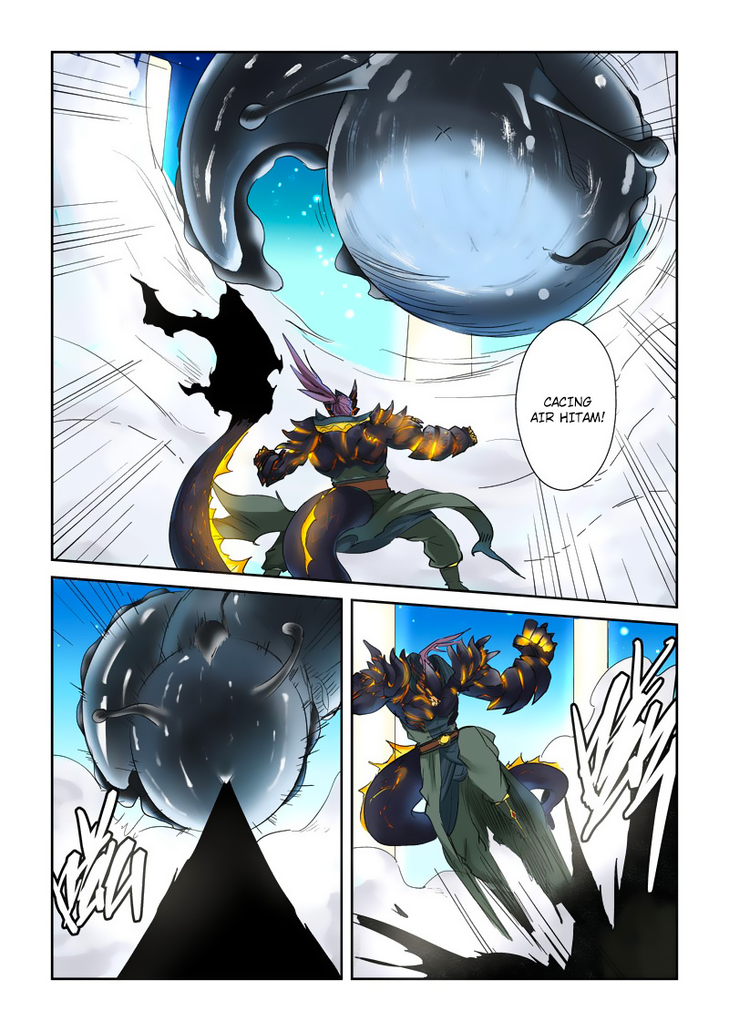 Tales of Demons and Gods Chapter 126