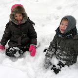 Zabawy na śniegu 30.12.2010