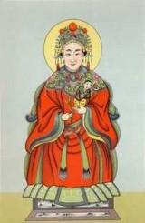 Goddess Tsui Sheng Niang Niang Image