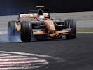 Adrian Sutil (GER), Spyker F8-VII