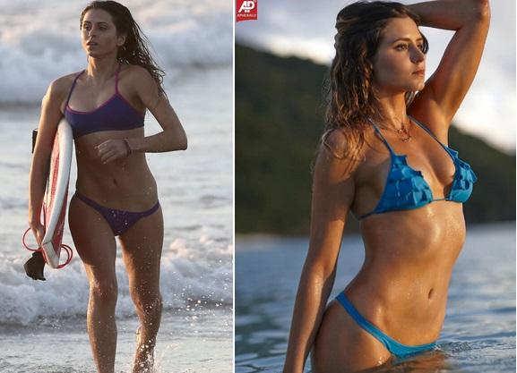Found site Amateur beautiful bikini bodies