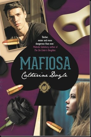 Mafiosa  (Blood for Blood #3)