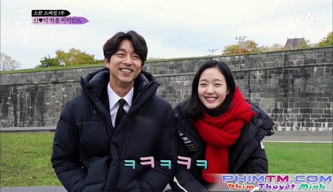 """""""Goblin"""" tập đặc biệt: Gong Yoo còn """"tình cảm"""" với Lee Dong Wook hơn cả Kim Go Eun! - Ảnh 7."""