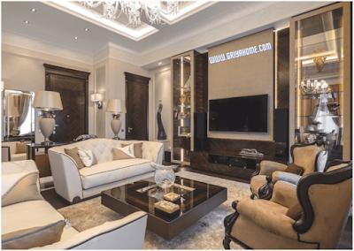 apartemen bergaya klasik