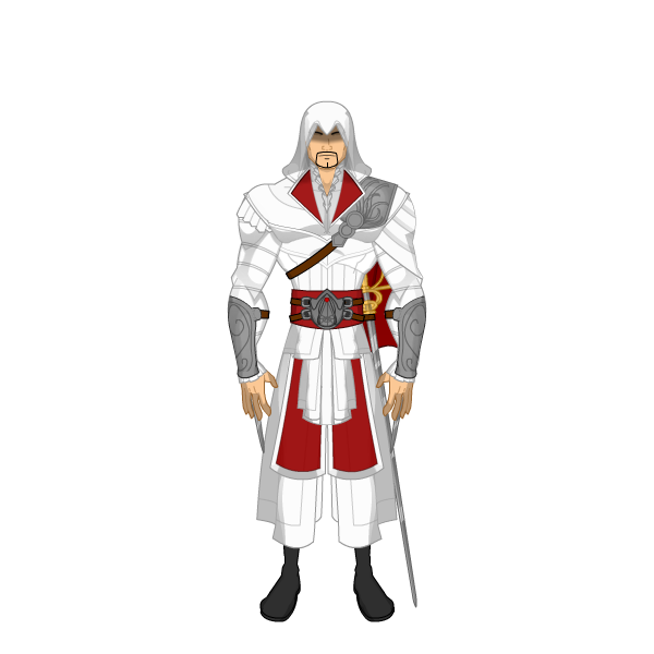[Galeria] - Jogo de Cartas - Página 5 Ezio