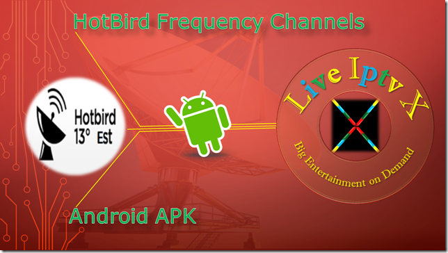 HotBird Frequency Channels