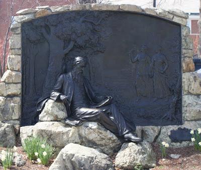 Lanier Memorial Grounds of Johns Hopkins University