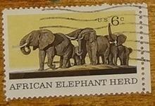 timbre USA 001