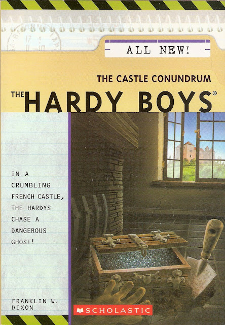 The Castle Conundrum cover